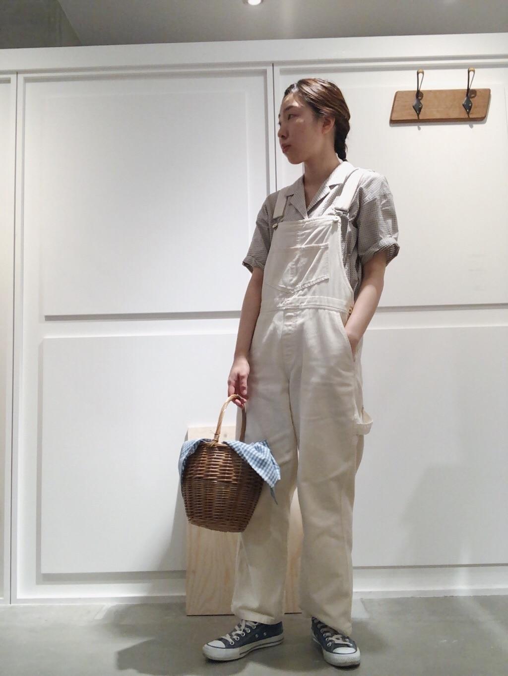 PAR ICI KLASSISK ルミネ新宿 身長:159cm 2020.06.12