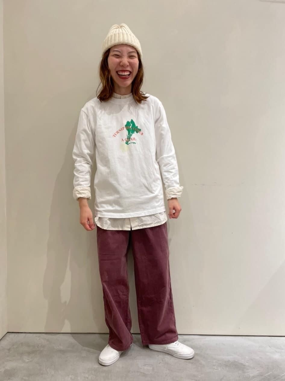 - CHILD WOMAN CHILD WOMAN , PAR ICI 新宿ミロード 身長:159cm 2021.09.07