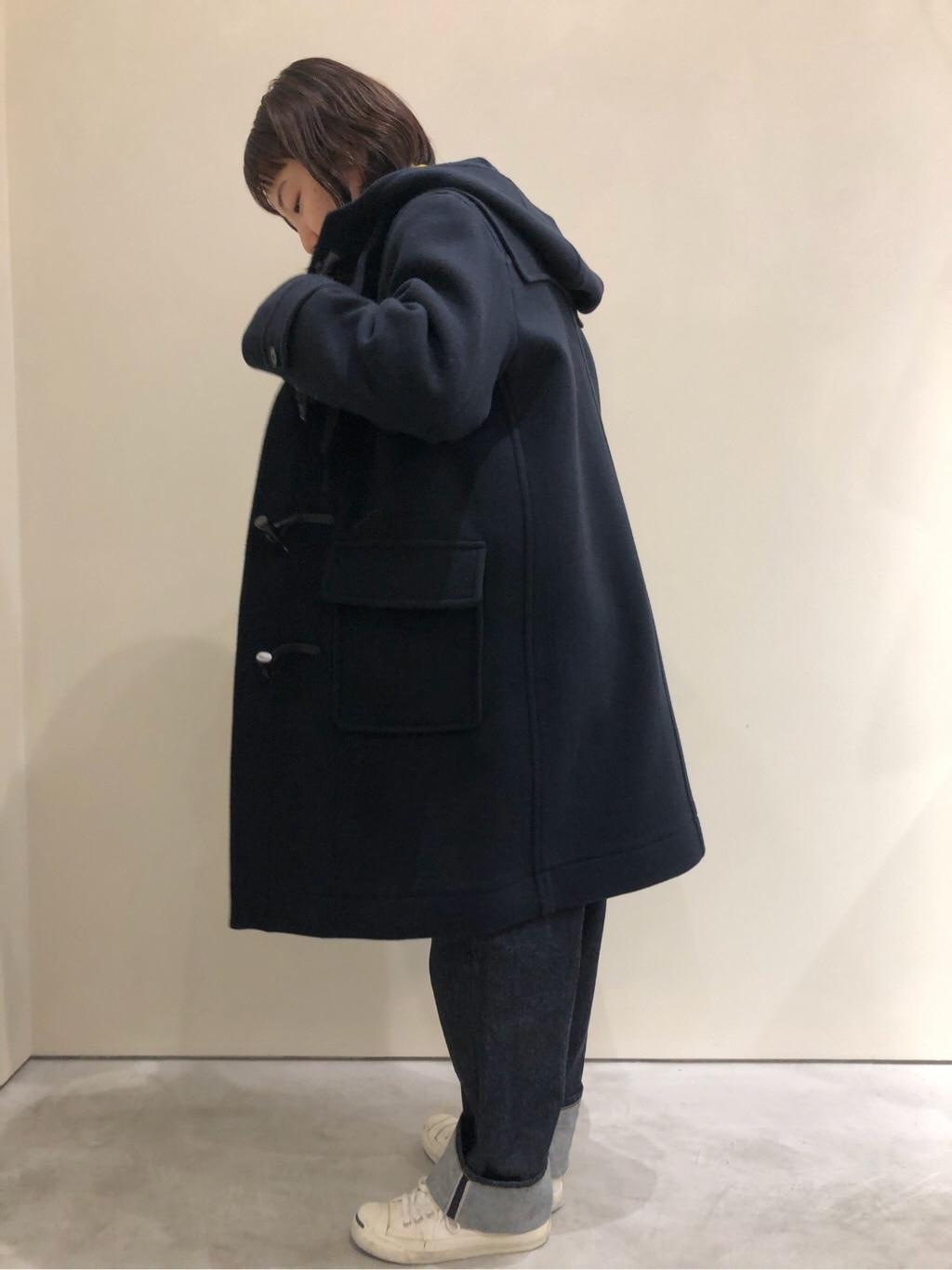 PAR ICI KLASSISK ルミネ新宿 身長:159cm 2020.12.22