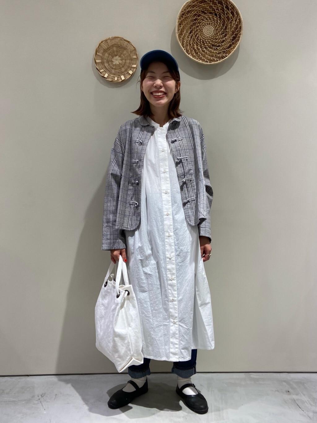 - CHILD WOMAN CHILD WOMAN , PAR ICI 新宿ミロード 身長:159cm 2021.05.08