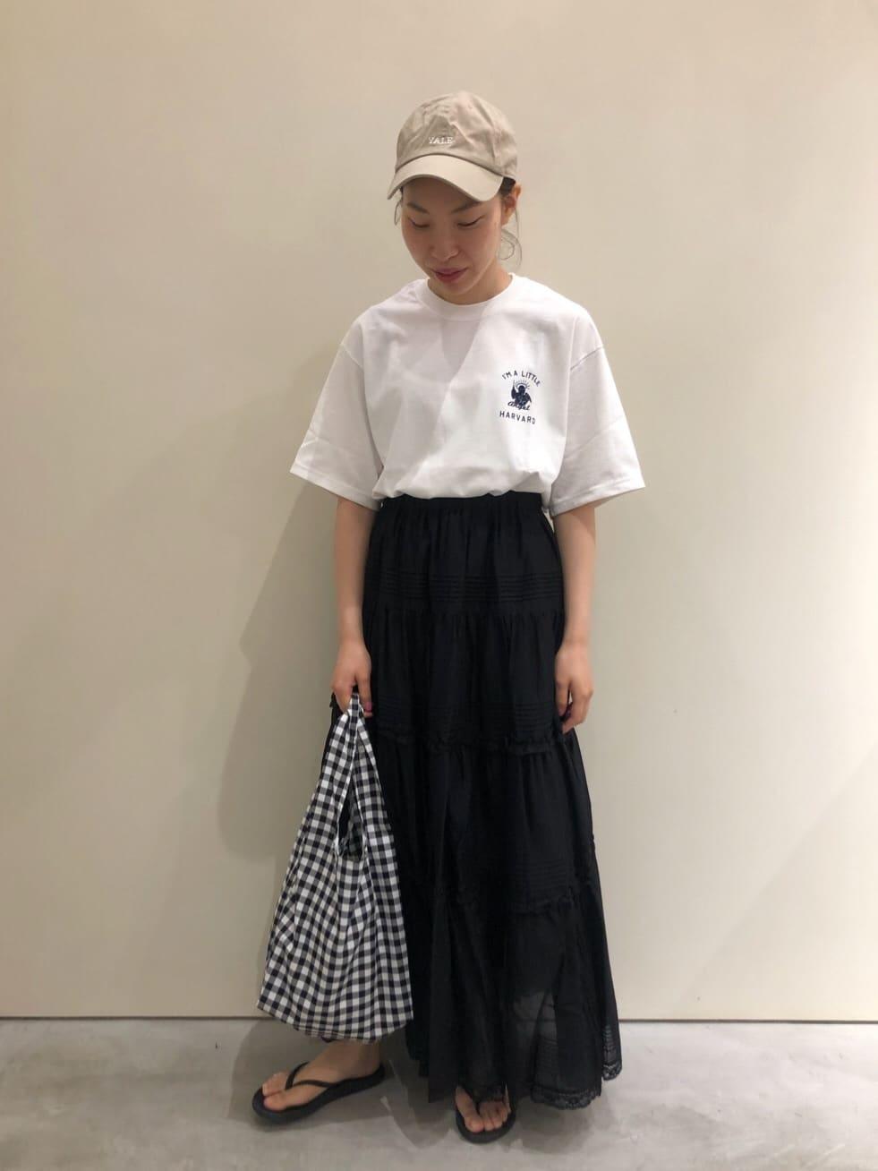 CHILD WOMAN , PAR ICI 新宿ミロード 2021.07.06