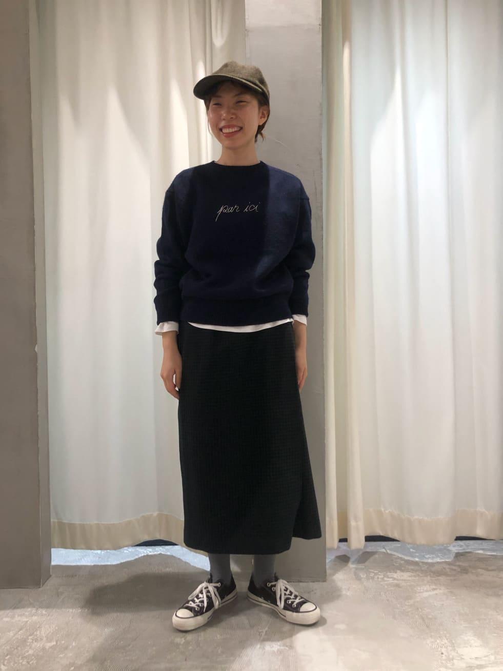CHILD WOMAN , PAR ICI 新宿ミロード 2021.10.05