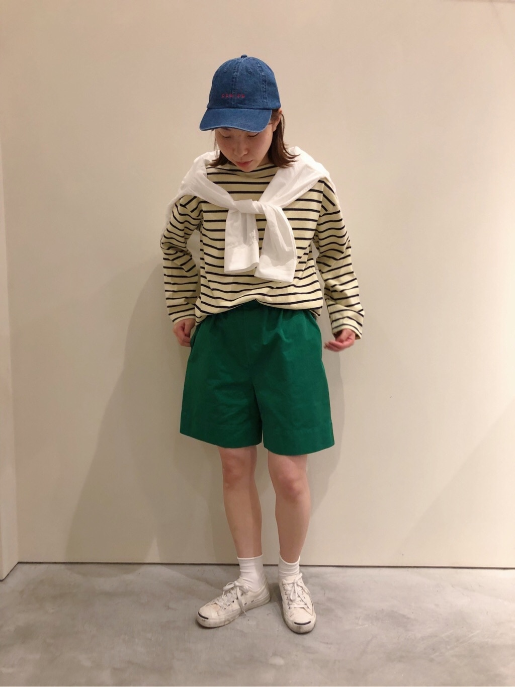 - CHILD WOMAN CHILD WOMAN , PAR ICI 新宿ミロード 身長:159cm 2021.05.09