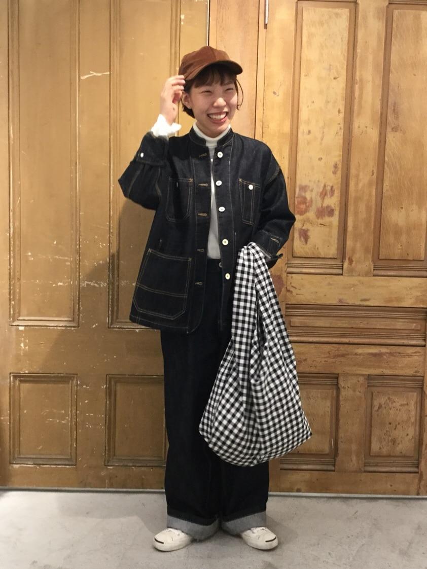 PAR ICI KLASSISK ルミネ新宿 身長:159cm 2020.10.12
