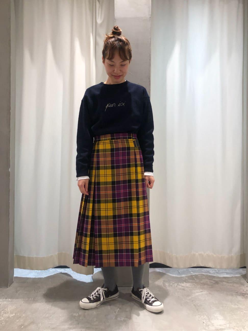 CHILD WOMAN , PAR ICI 新宿ミロード 2021.10.04