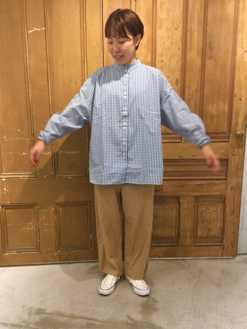 PAR ICI KLASSISK ルミネ新宿 身長:159cm 2020.07.07
