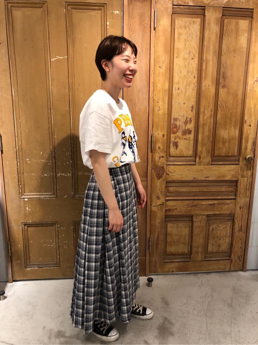 PAR ICI KLASSISK ルミネ新宿 身長:159cm 2020.06.24