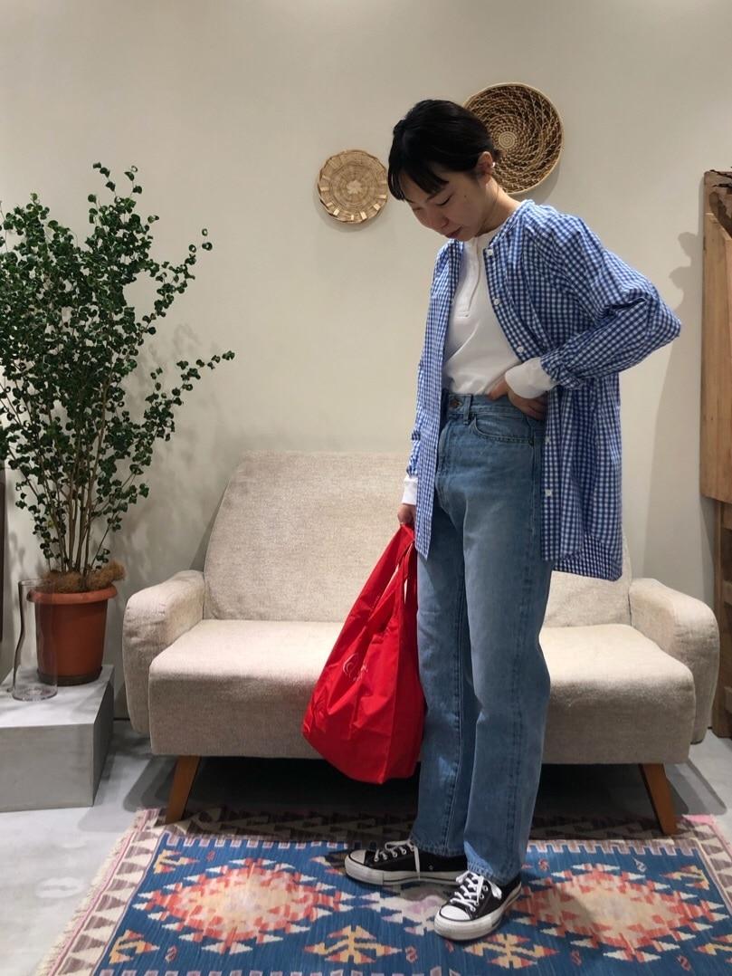 PAR ICI KLASSISK ルミネ新宿 身長:159cm 2021.01.15