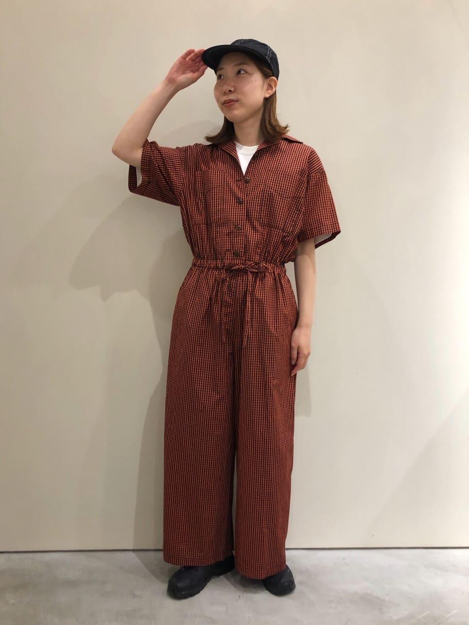 CHILD WOMAN , PAR ICI 新宿ミロード 2021.07.29