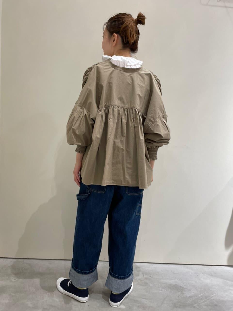 - CHILD WOMAN CHILD WOMAN , PAR ICI 新宿ミロード 身長:159cm 2021.09.08