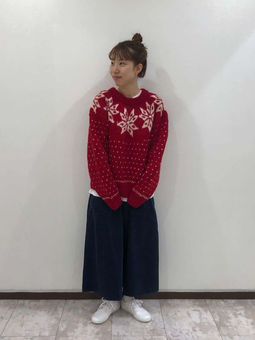 - CHILD WOMAN CHILD WOMAN , PAR ICI 新宿ミロード 身長:159cm 2021.10.02