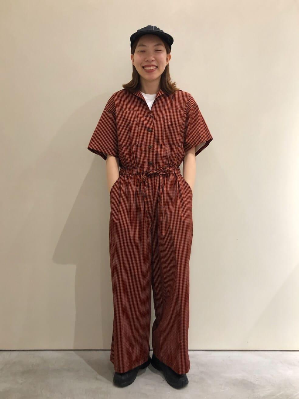 - CHILD WOMAN CHILD WOMAN , PAR ICI 新宿ミロード 身長:159cm 2021.07.29
