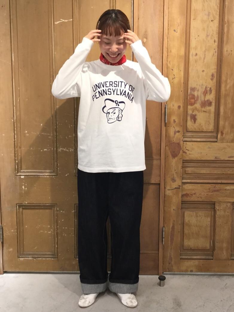 PAR ICI KLASSISK ルミネ新宿 身長:159cm 2020.09.01