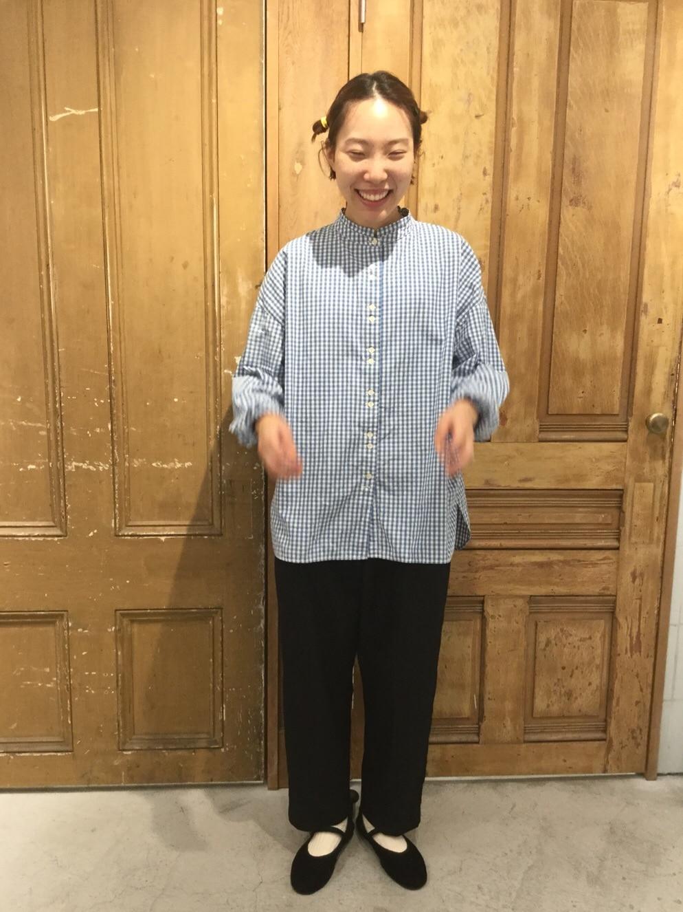PAR ICI KLASSISK ルミネ新宿 身長:159cm 2020.09.25