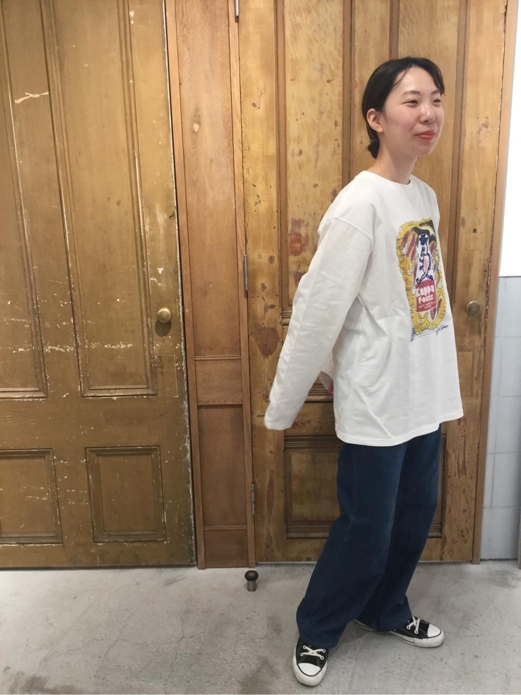 PAR ICI ルミネ町田 身長:159cm 2020.04.10