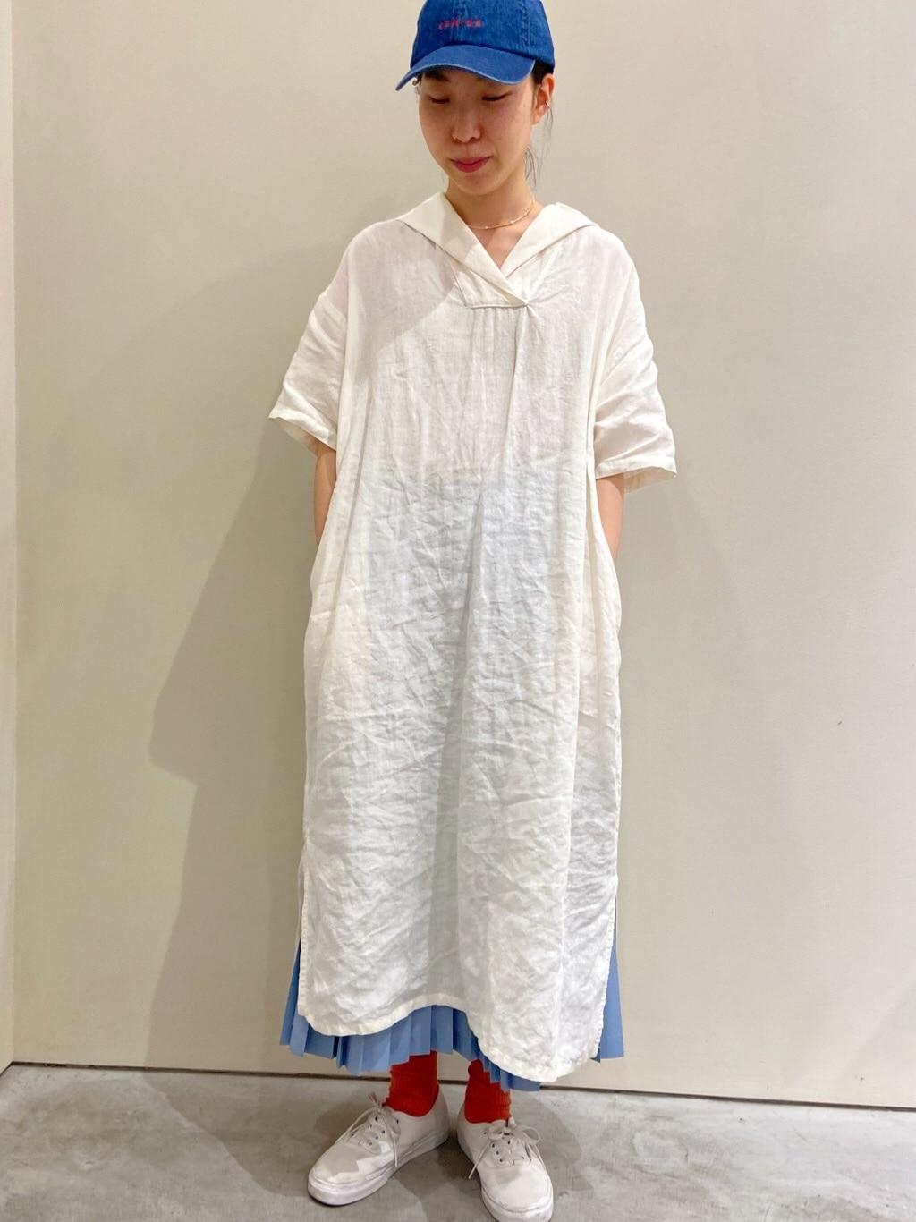 CHILD WOMAN , PAR ICI 新宿ミロード 2021.06.07