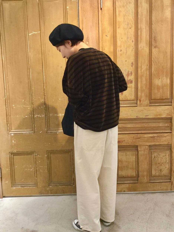 PAR ICI KLASSISK ルミネ新宿 身長:159cm 2020.08.31