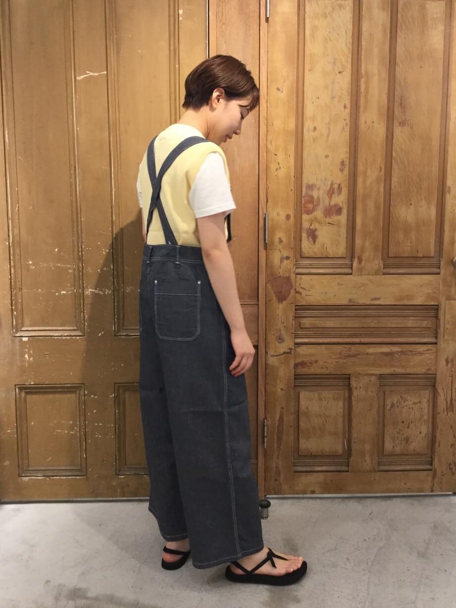 PAR ICI KLASSISK ルミネ新宿 身長:159cm 2020.07.17