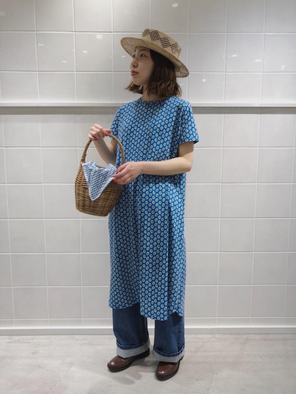 - CHILD WOMAN CHILD WOMAN , PAR ICI 新宿ミロード 身長:159cm 2021.05.24