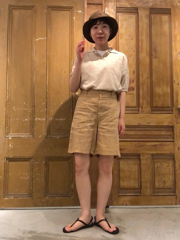 PAR ICI KLASSISK ルミネ新宿 身長:159cm 2020.07.03