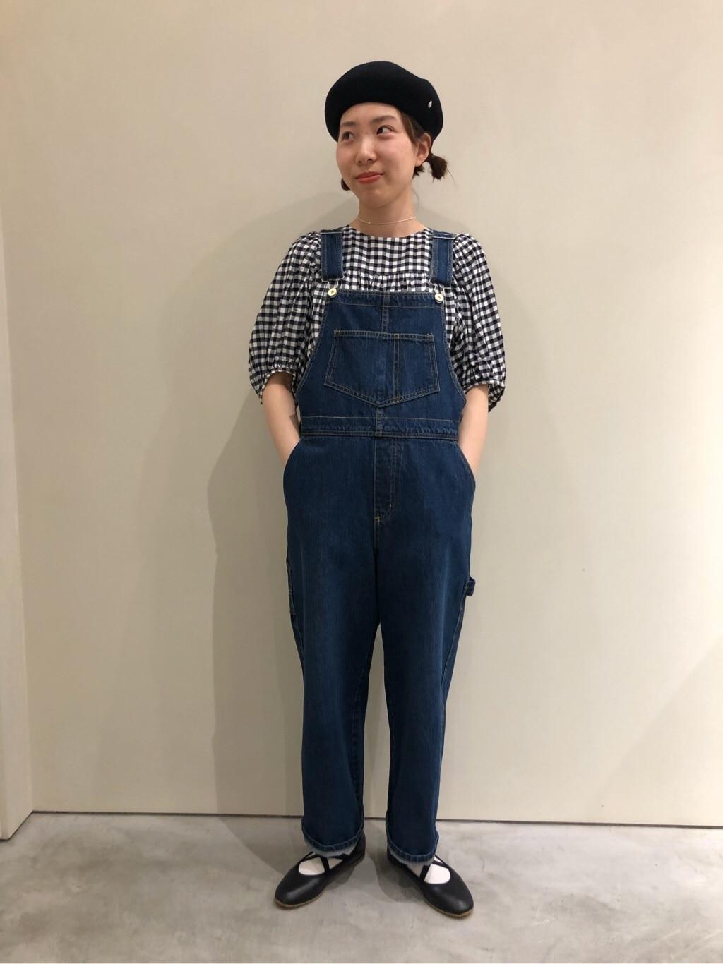 - CHILD WOMAN CHILD WOMAN , PAR ICI 新宿ミロード 身長:159cm 2021.05.10