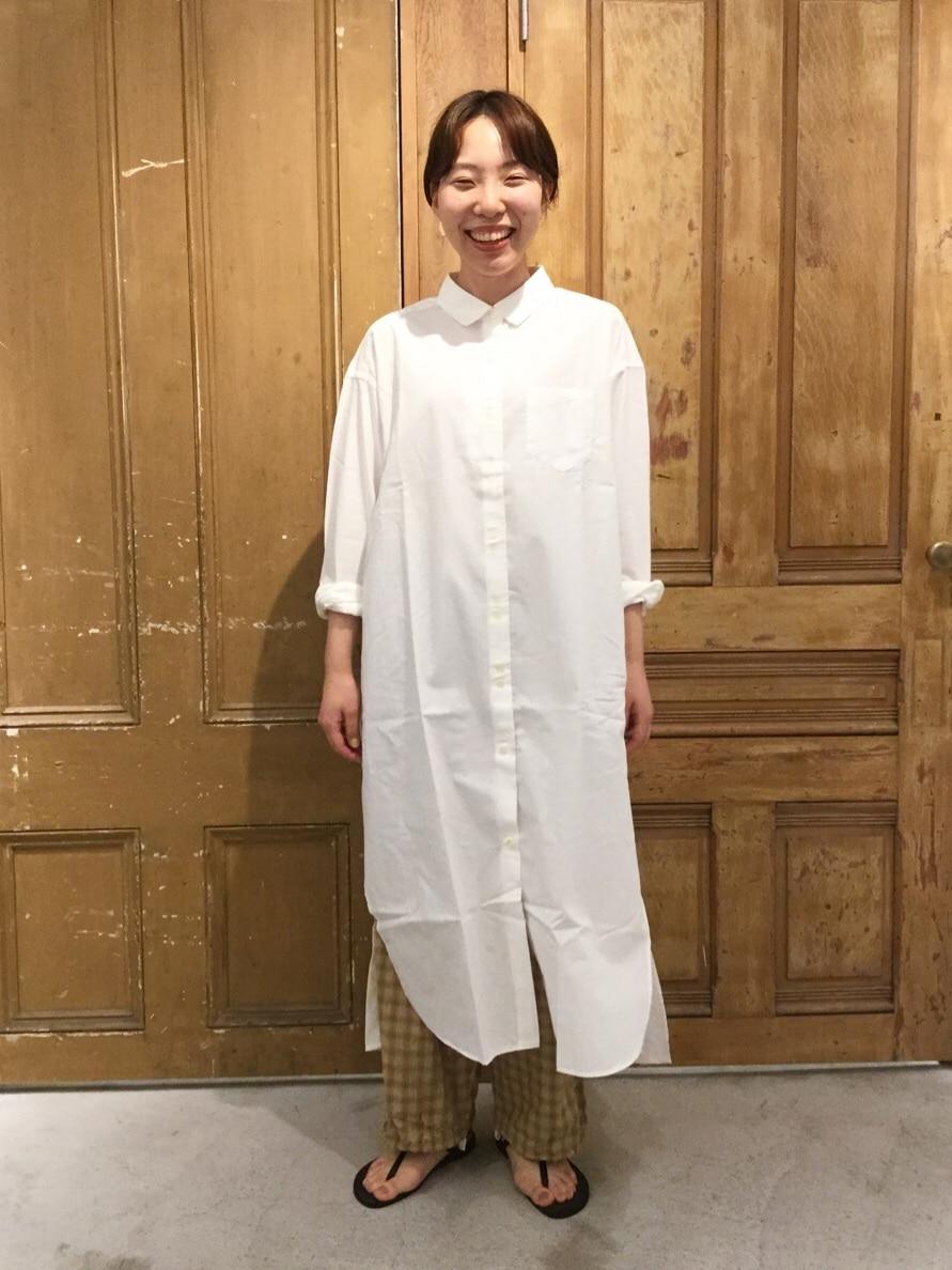 PAR ICI KLASSISK ルミネ新宿 身長:159cm 2020.07.28