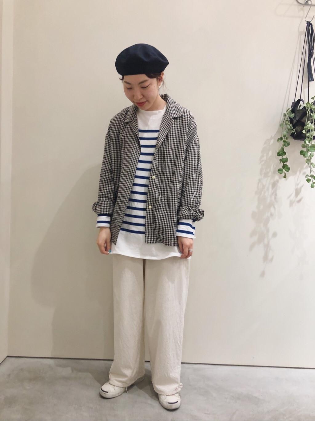 - CHILD WOMAN CHILD WOMAN , PAR ICI 新宿ミロード 身長:159cm 2021.03.04