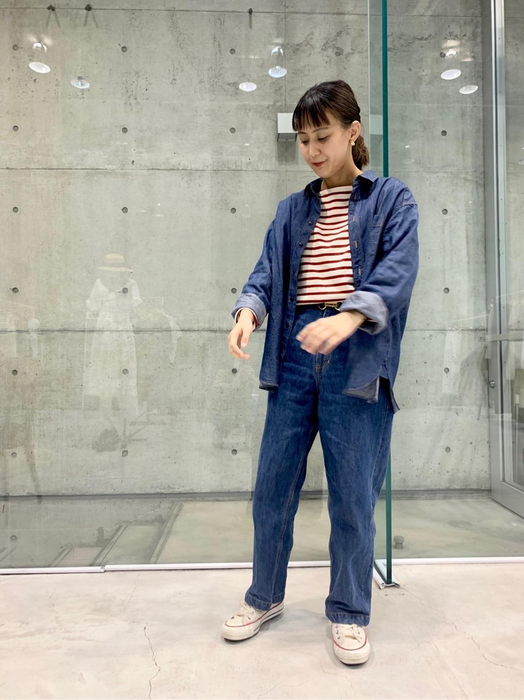 Dot and Stripes CHILD WOMAN ルミネ池袋 身長:155cm 2020.04.11