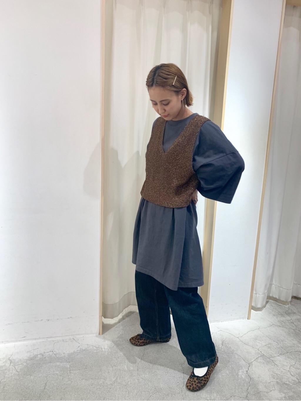 Dot and Stripes CHILD WOMAN ルミネ池袋 身長:155cm 2019.08.29