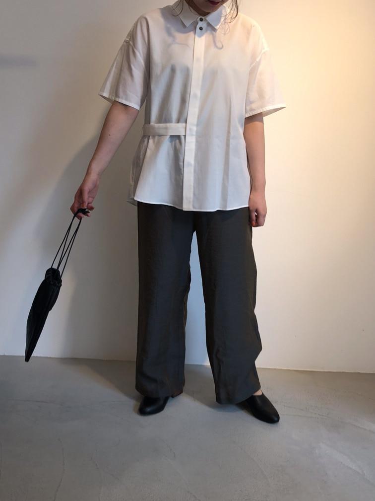 - note et silence. FLAT AMB 天神イムズ 身長:154cm 2020.08.06