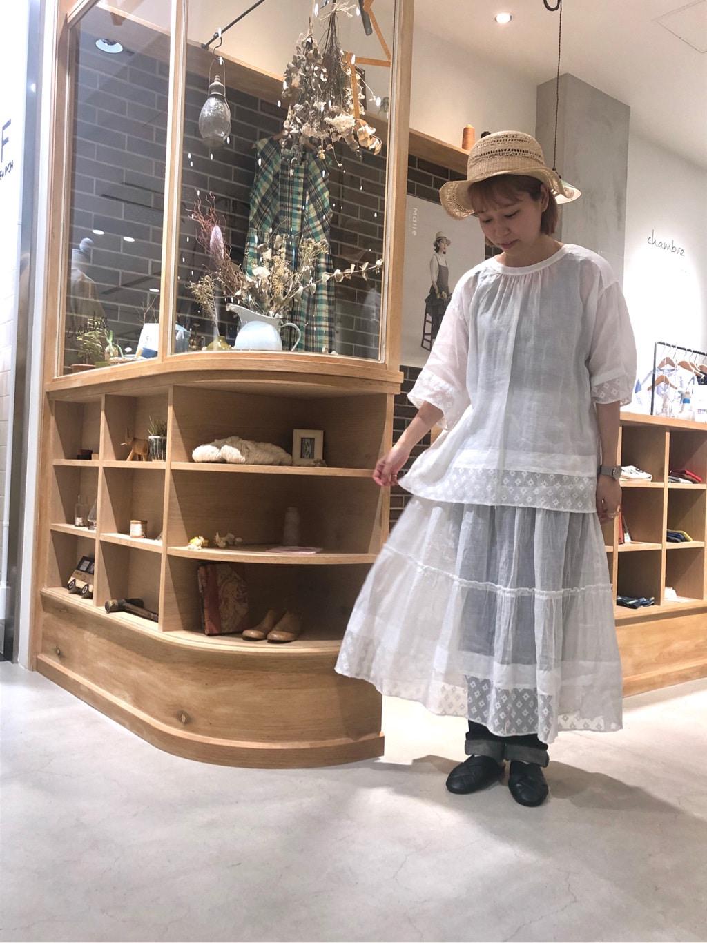 chambre de charme キラリナ京王吉祥寺 身長:157cm 2020.06.23