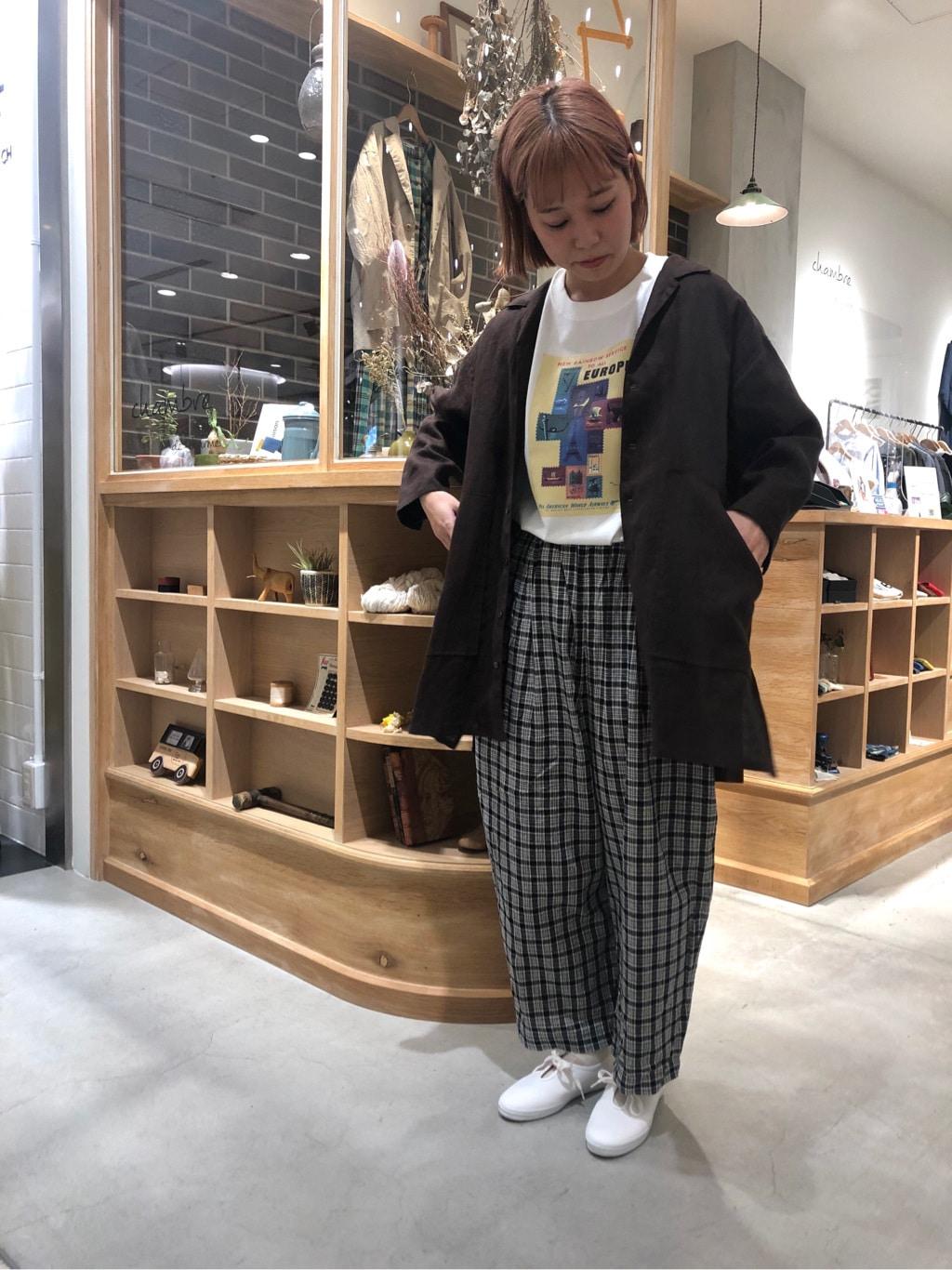 chambre de charme キラリナ京王吉祥寺 身長:157cm 2020.06.18