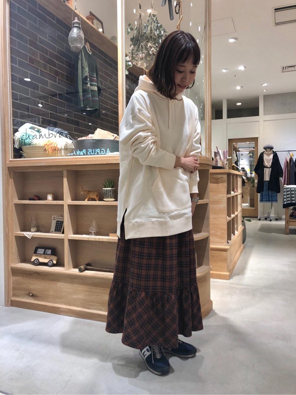 chambre de charme キラリナ京王吉祥寺 身長:157cm 2019.12.06