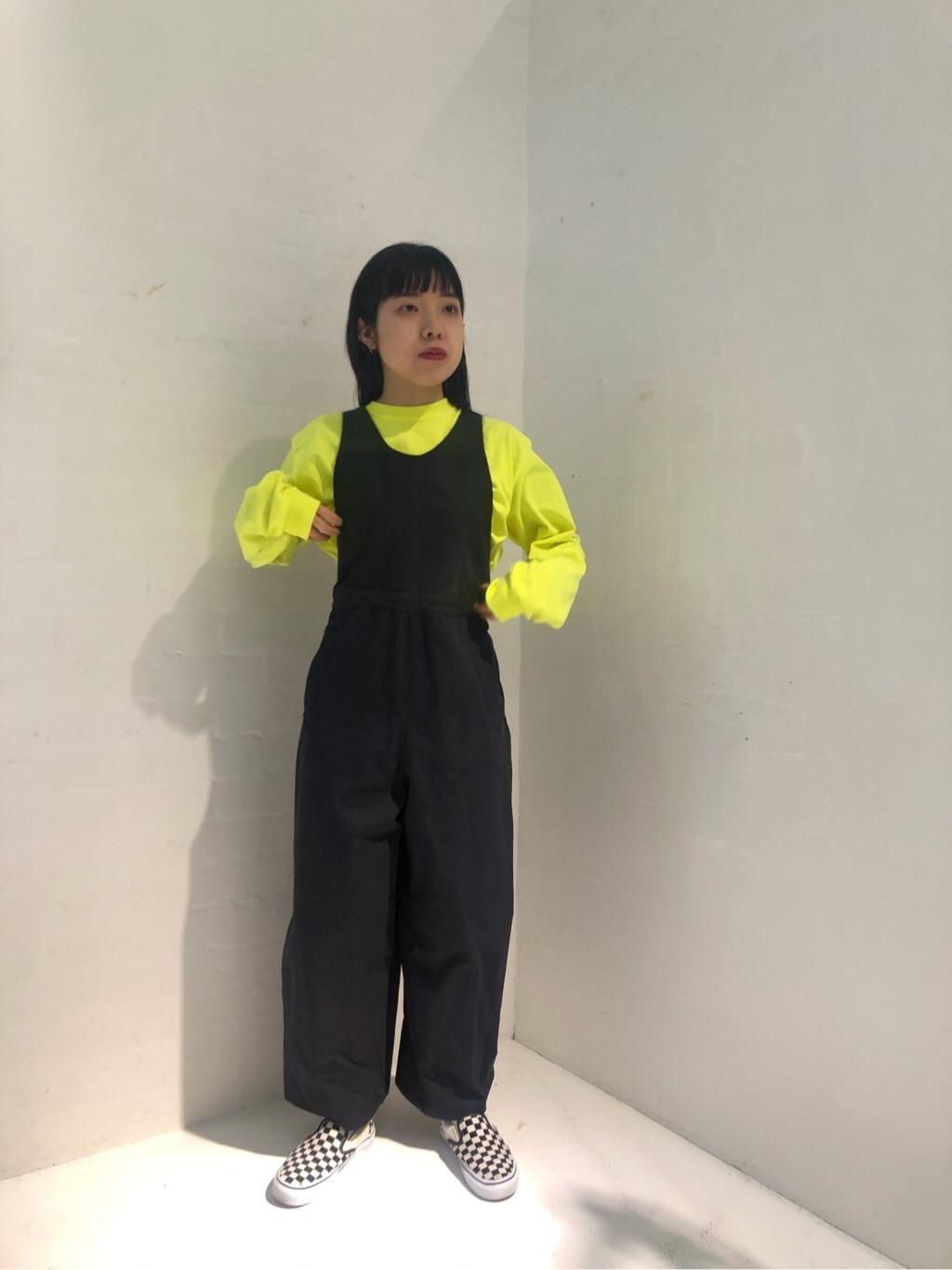 l'atelier du savon ラフォーレ原宿 身長:150cm 2020.03.18