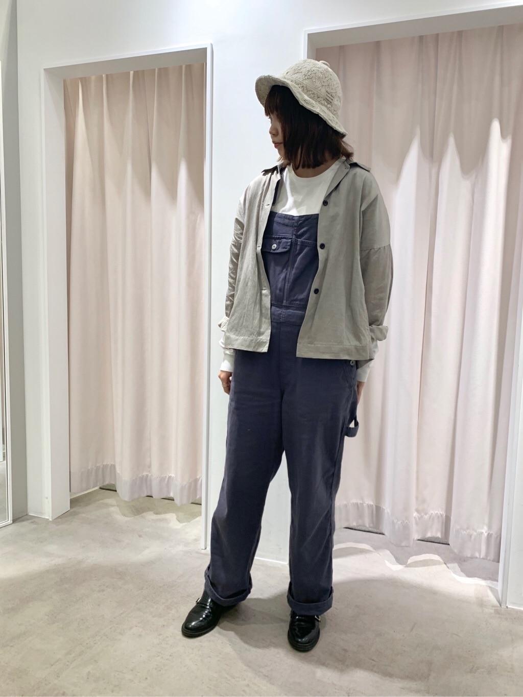PAR ICI KLASSISK ルミネ新宿 身長:162cm 2020.03.05