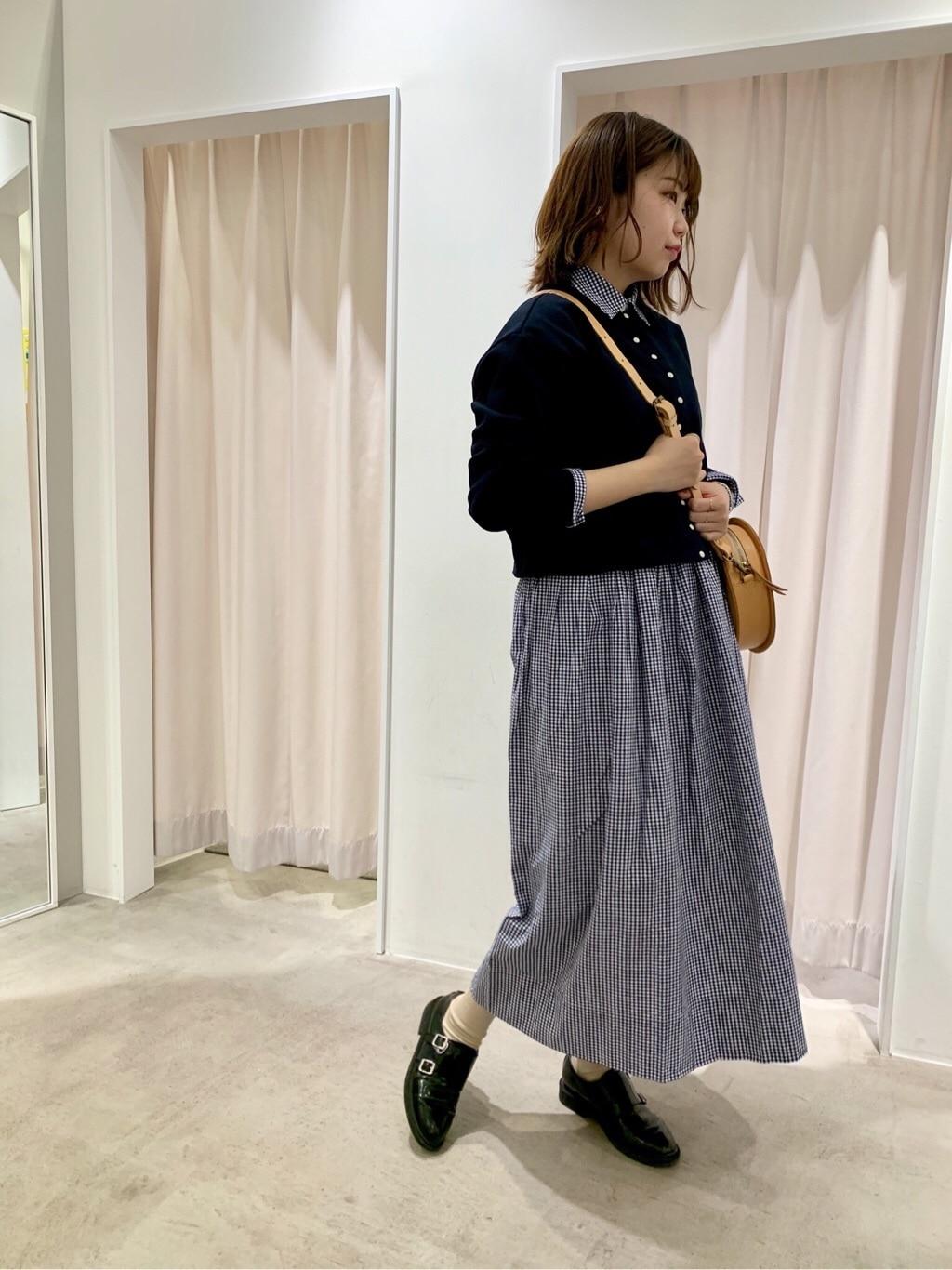 PAR ICI KLASSISK ルミネ新宿 身長:162cm 2020.03.03