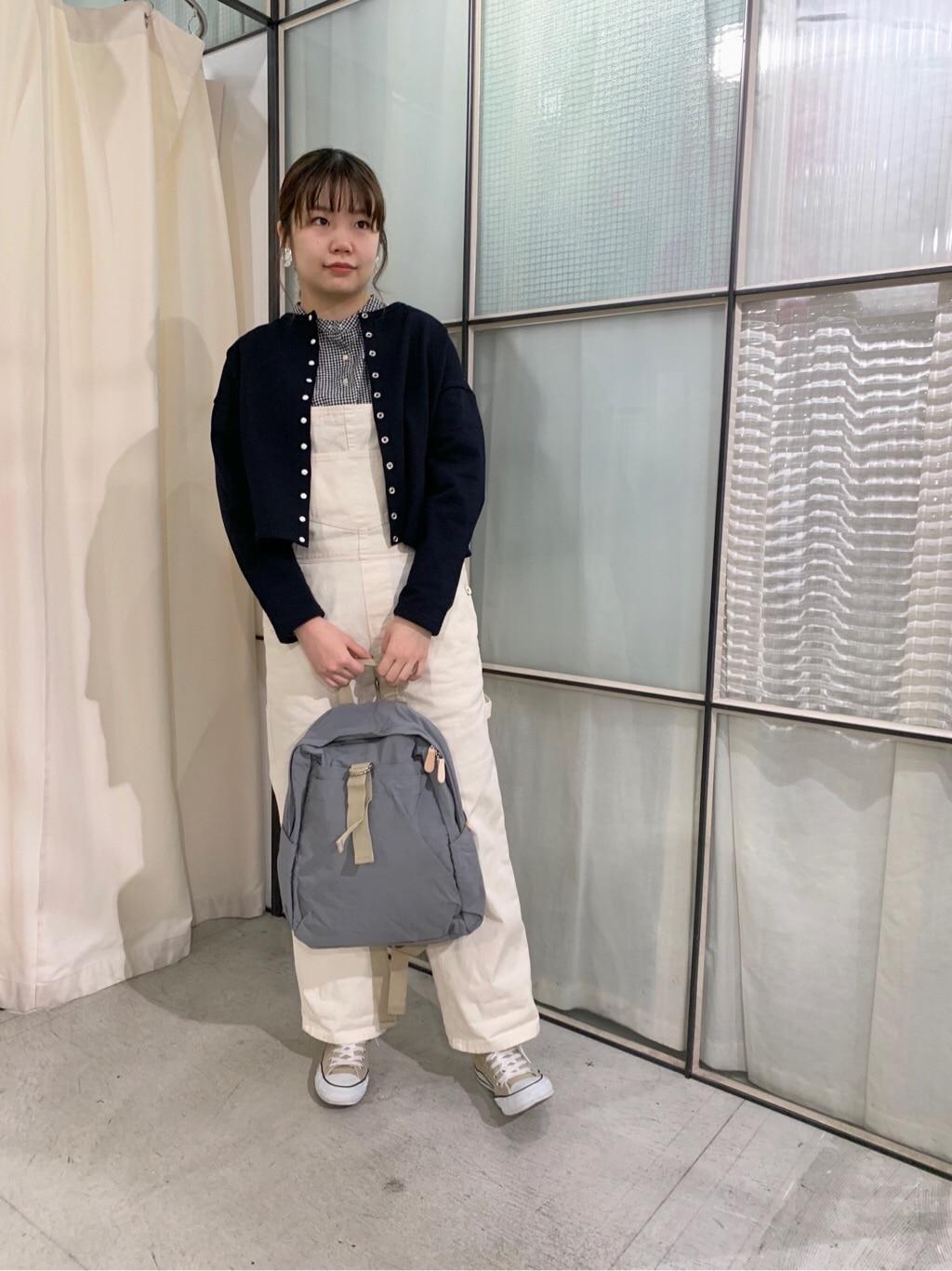 PAR ICI KLASSISK ルミネ新宿 身長:162cm 2020.01.10