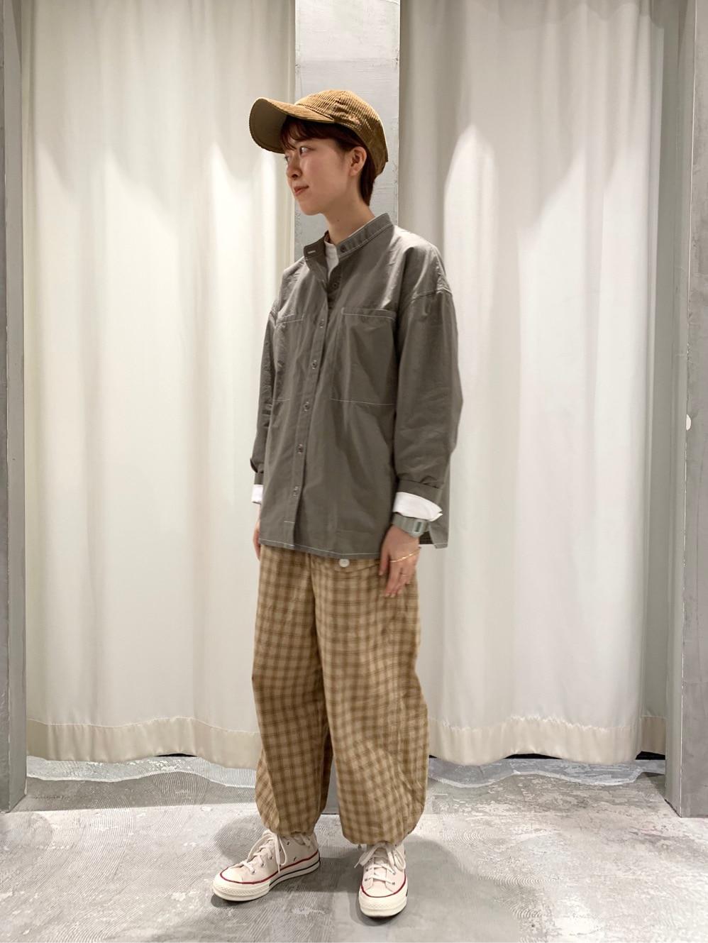 - CHILD WOMAN CHILD WOMAN , PAR ICI ルミネ横浜 身長:158cm 2020.09.25