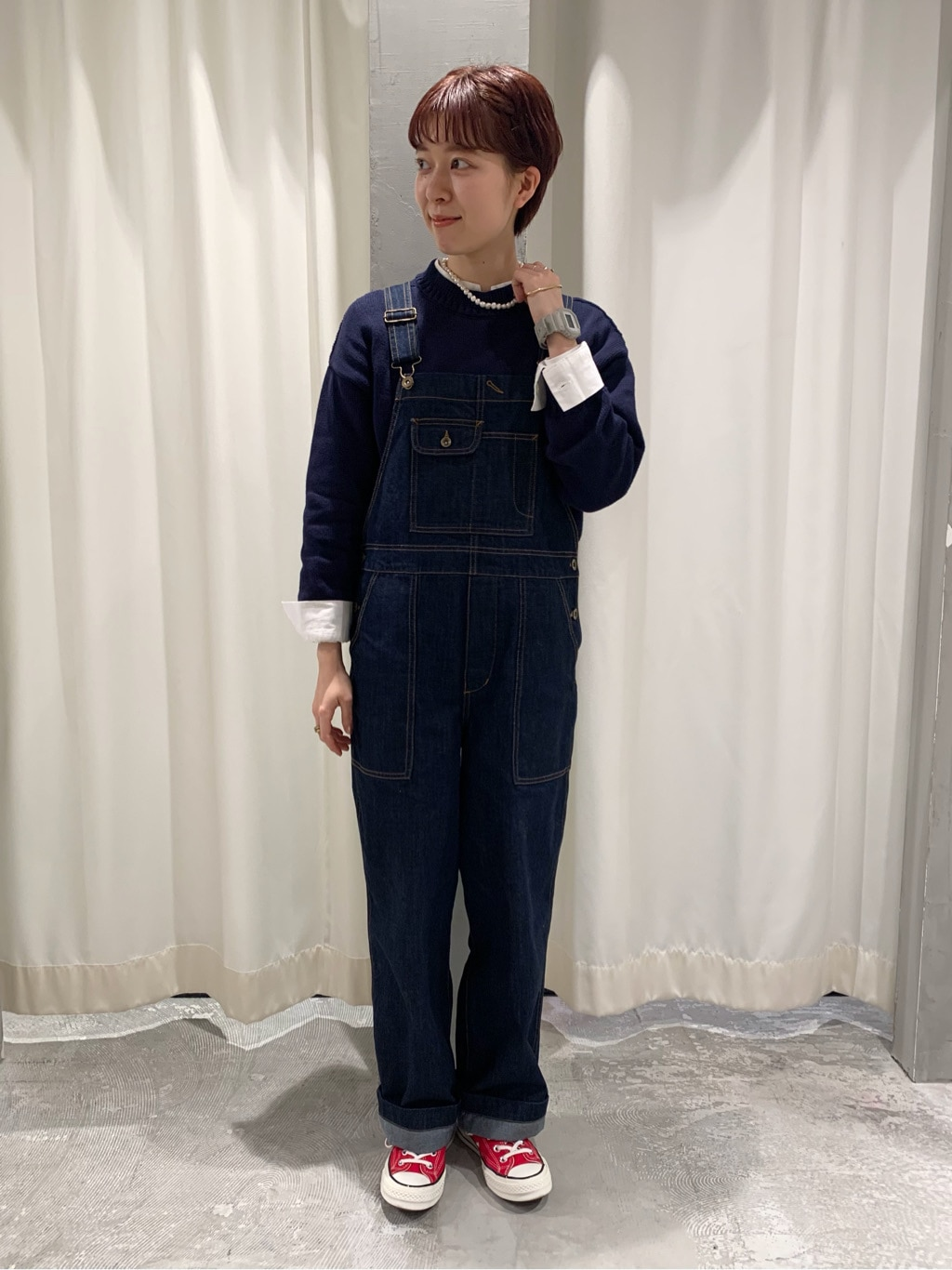 - CHILD WOMAN CHILD WOMAN , PAR ICI ルミネ横浜 身長:158cm 2020.12.15
