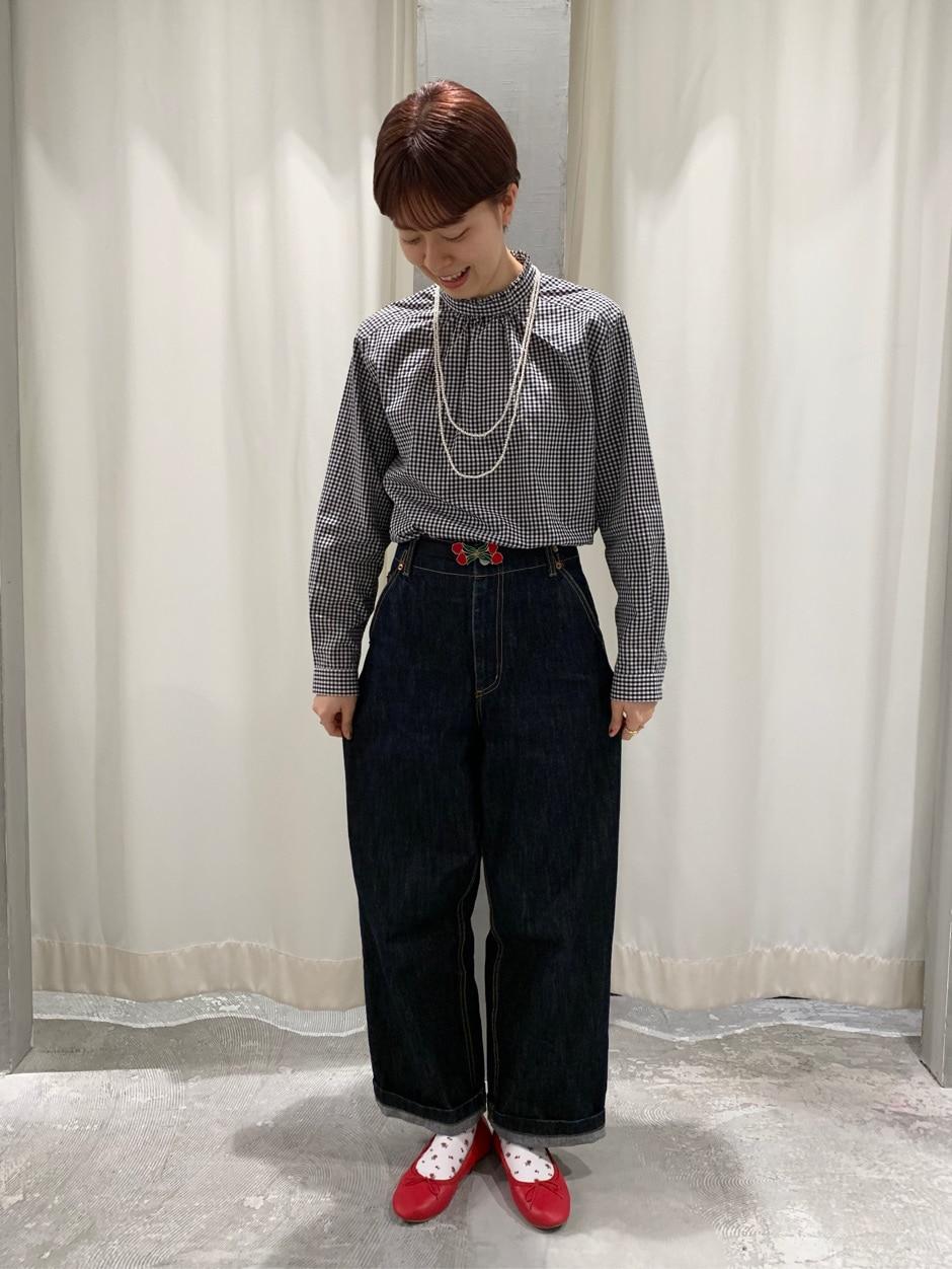 - CHILD WOMAN CHILD WOMAN , PAR ICI ルミネ横浜 身長:158cm 2020.09.09