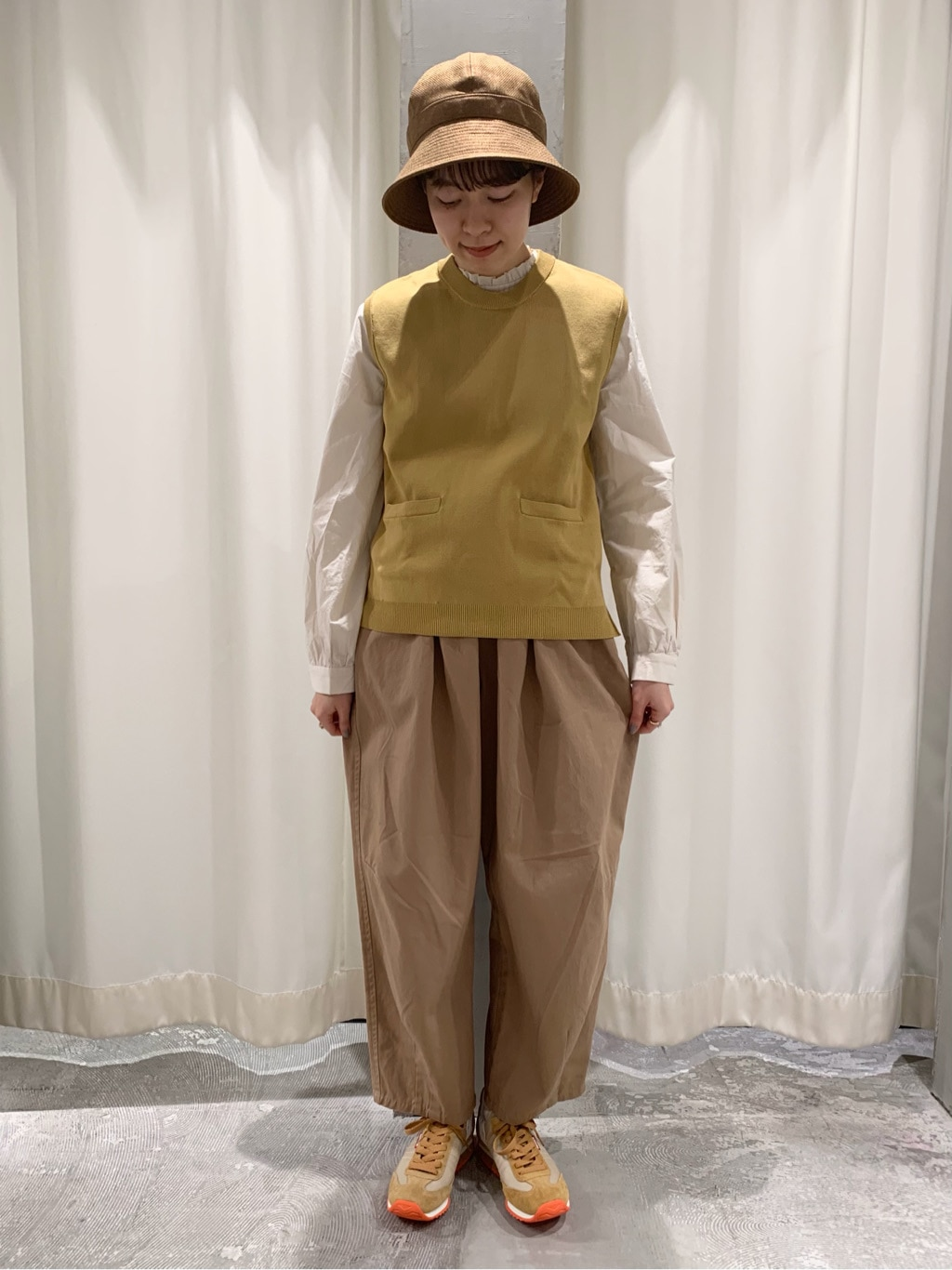 - CHILD WOMAN CHILD WOMAN , PAR ICI ルミネ横浜 身長:158cm 2021.01.29