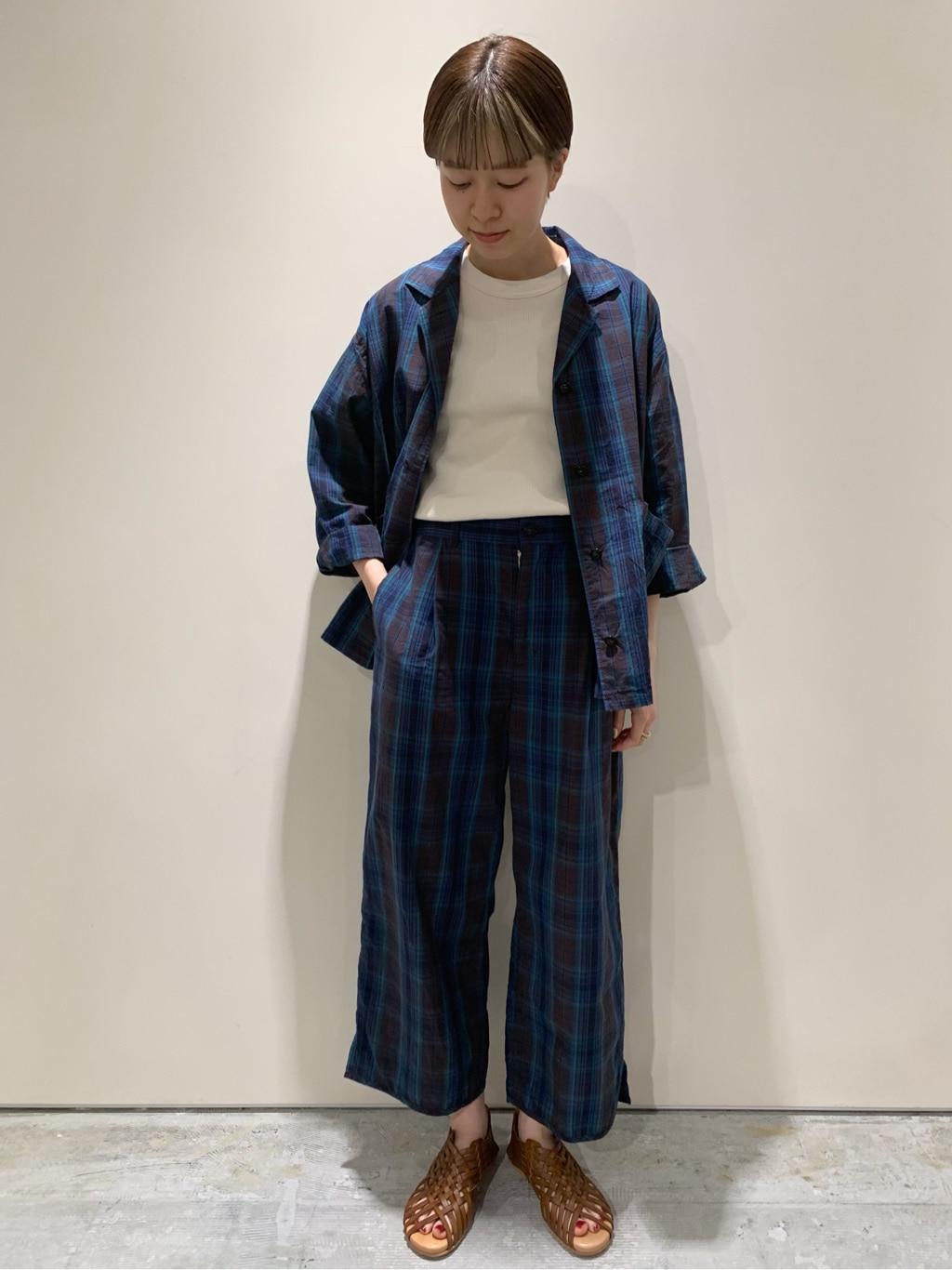 - CHILD WOMAN CHILD WOMAN , PAR ICI ルミネ横浜 身長:158cm 2021.06.02