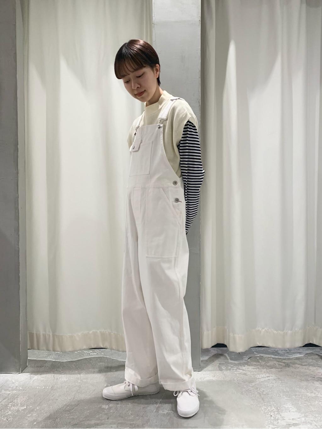 - CHILD WOMAN CHILD WOMAN , PAR ICI ルミネ横浜 身長:158cm 2021.03.17