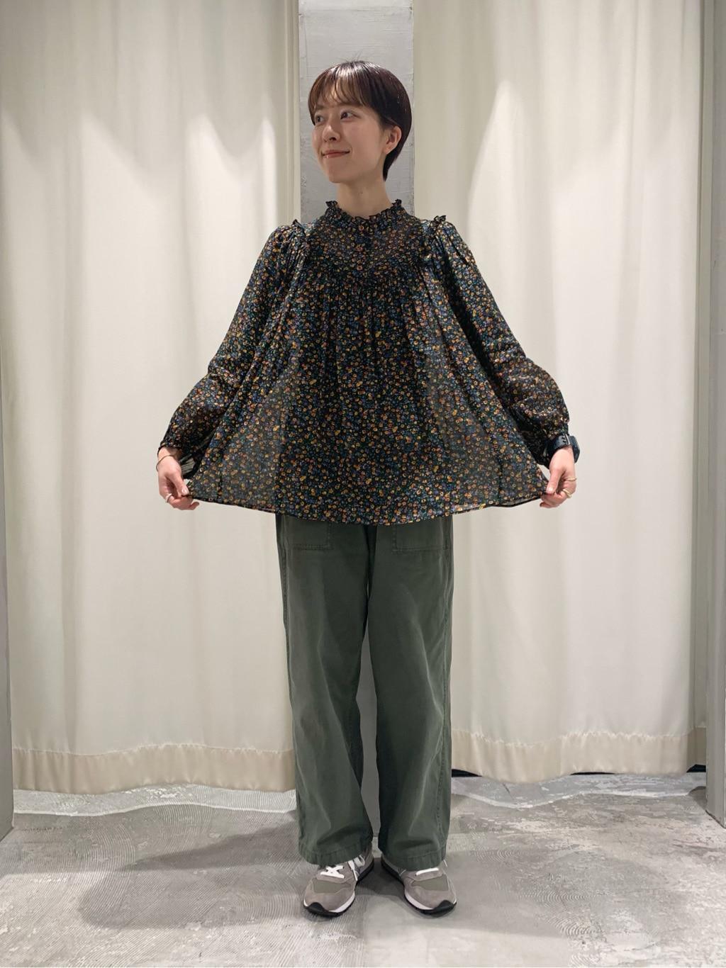 - CHILD WOMAN CHILD WOMAN , PAR ICI ルミネ横浜 身長:158cm 2021.03.19