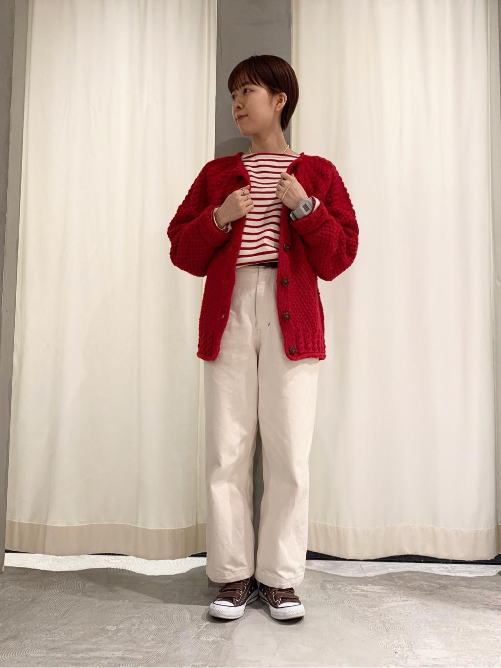 CHILD WOMAN , PAR ICI ルミネ横浜 2020.10.12