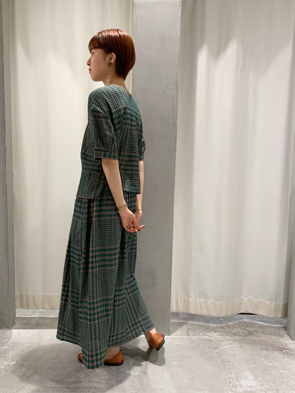 - CHILD WOMAN CHILD WOMAN , PAR ICI ルミネ横浜 身長:158cm 2020.09.01