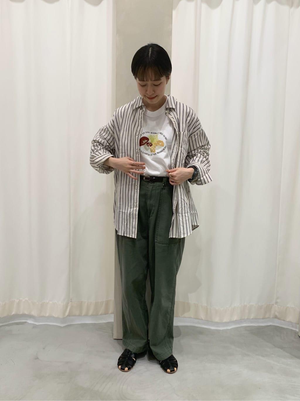 - CHILD WOMAN CHILD WOMAN , PAR ICI ルミネ横浜 身長:158cm 2021.08.12