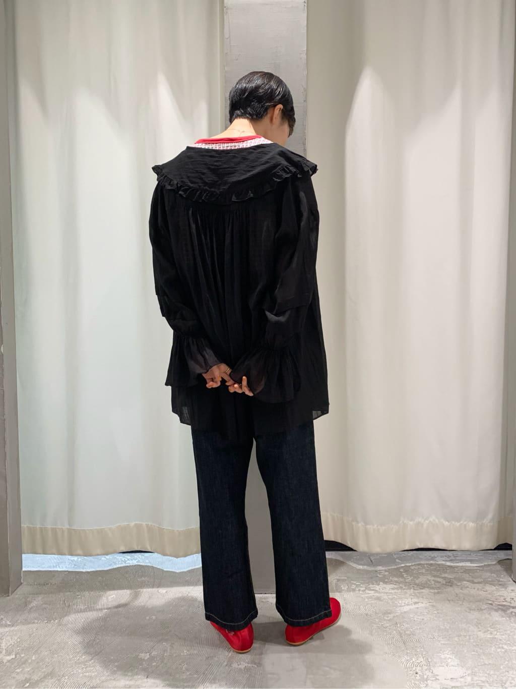 - CHILD WOMAN CHILD WOMAN , PAR ICI ルミネ横浜 身長:158cm 2021.08.13