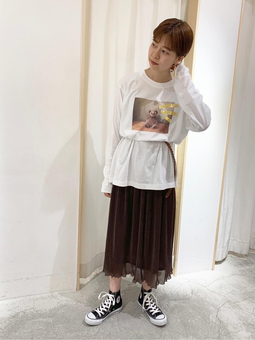 Dot and Stripes CHILD WOMAN ルミネ池袋 身長:158cm 2019.08.29