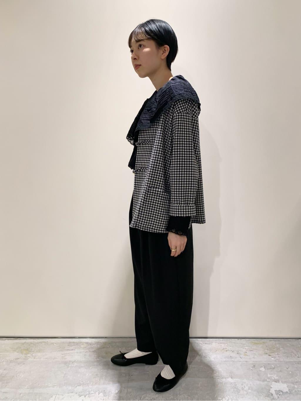 - CHILD WOMAN CHILD WOMAN , PAR ICI ルミネ横浜 身長:158cm 2021.09.09